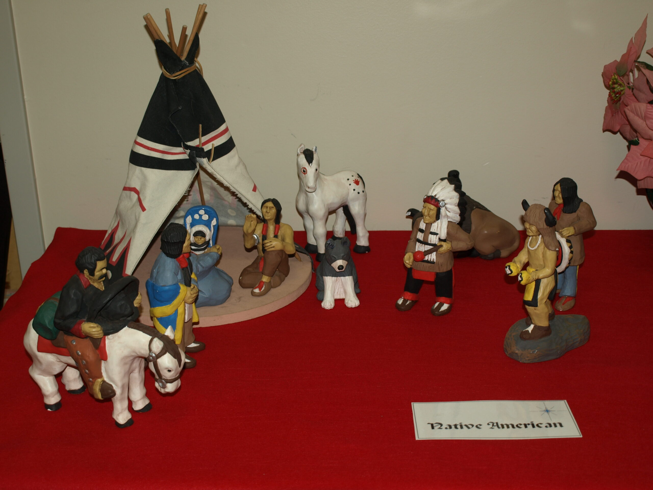 Read more about the article International Nativity Display